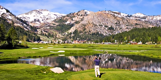 $49 -- Squaw Creek: Round of Golf w/Cart & Valet, Reg. $99