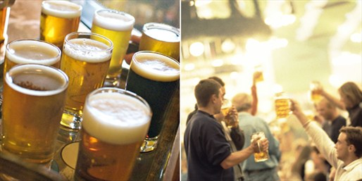 $19 -- Spring Beer Fest incl. Sam Adams, Reg. $69