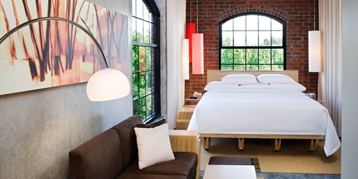 Travelzoo Deal: $85 -- Chic Hotel near Providence w/Dining Credit, Reg. $132