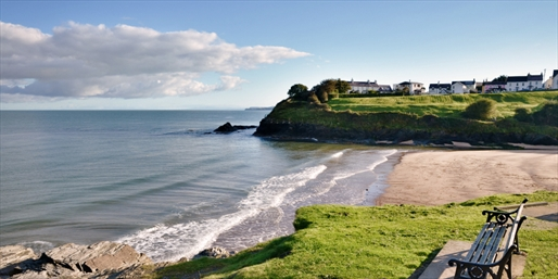 £89 -- 'Impressive' Welsh Coast Summer Stay, Was £175