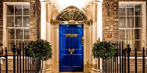 £169 -- London Townhouse: Junior Suite Stay w/Breakfast