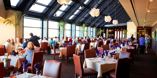 $69 -- Award-Winning Dinner for 2 w/Skyline 36th-Story Views