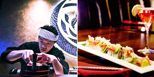 $49 -- RanGetsu: Best Japanese Dinner for 2, Save 40%