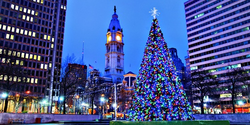 $35 -- Center City Holiday Walking Tour for 2, Reg. $70