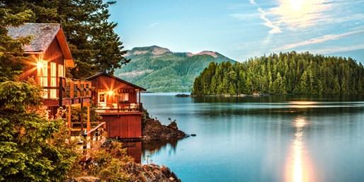 $775 -- Nootka Island, BC. 3-Day Fishing Trip, 50% Off