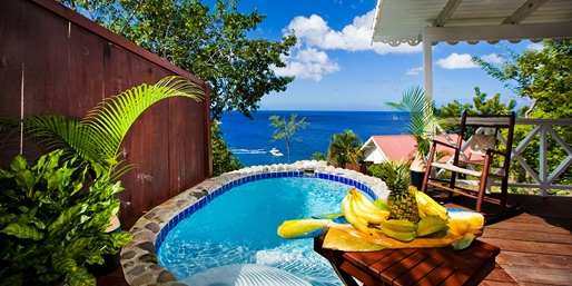 St. Lucia: 3 Nights at Adults-Only Resort w/Extras, From $750