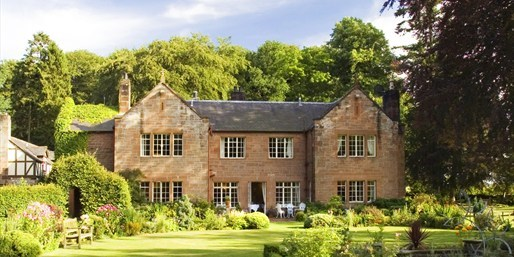 £99 -- Dumfries: 'Rustic Treasure' with Meals, Save 56%