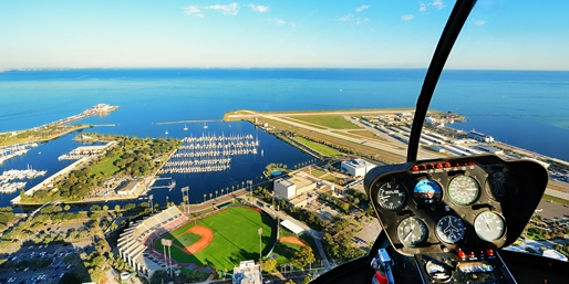 $69 -- Scenic Discovery Flight over Tampa Bay, Reg. $250