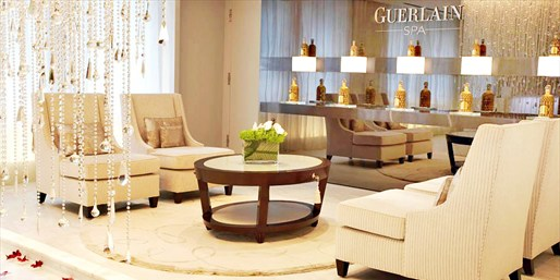$159 -- Waldorf Astoria Spa Day w/Bubbly, Reg. $248