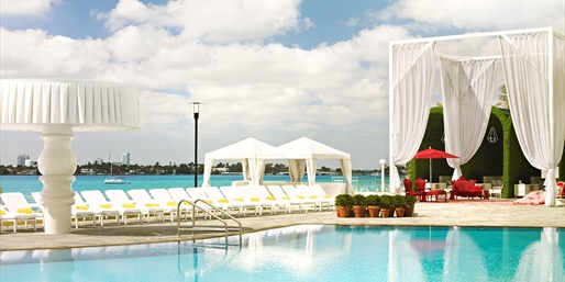 $99 -- Mondrian South Beach: Massage & Pool Day, Reg. $205
