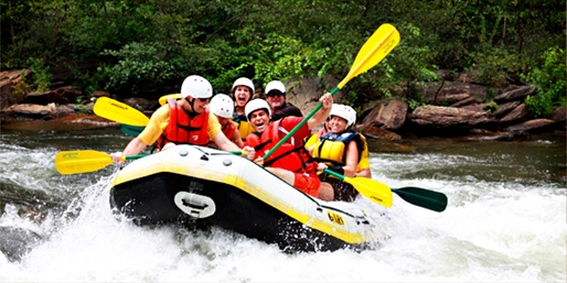 $25 -- Ocoee River Guided Rafting Trip Into Summer, Reg. $54