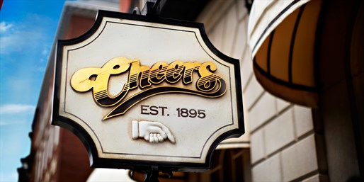 $25 -- Cheers Boston: Drinks & Apps for 2, Reg. $50