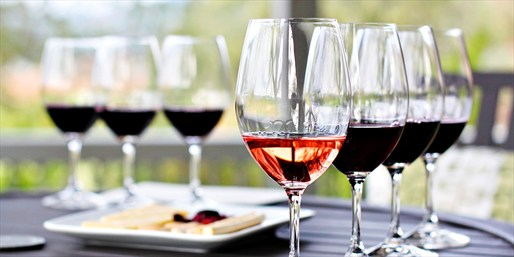 $25 -- 'Best Winery': Tastings & Snacks for 2, Reg. $50