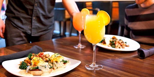 $29 -- Mimosa Brunch for 2 in Capitol Hill, Reg. $54