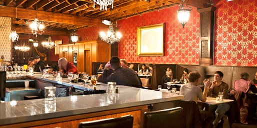 $49 -- Capitol Hill Steak Dinner for 2, Reg. $81