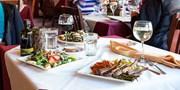 $49 -- Edmonds: Italian Dinner for 2 at Girardi's, Reg. $95