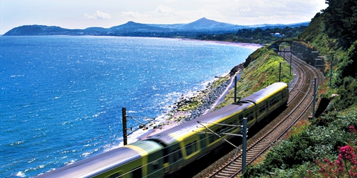 £289 -- London to Dublin Scenic Rail & Ferry Trip, £41 Off