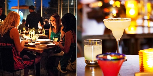 $30 -- Distrito: 4 Margaritas & App from James Beard Winner