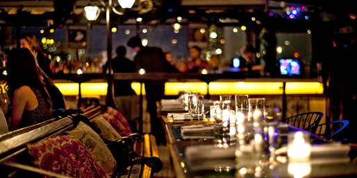 Hot Lower East Side Rooftop Bar: Drinks & Apps 55% Off