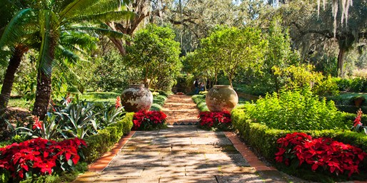 $20 -- Bok Tower Gardens for 2 incl. Holiday Mansion Tour