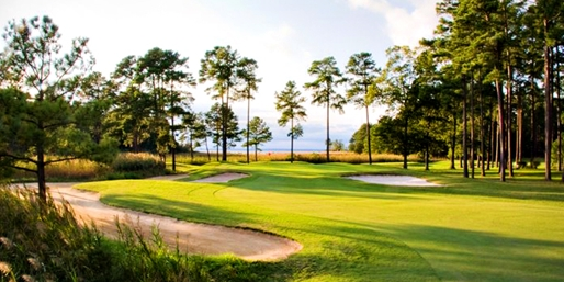 $89 -- Swan Point Golf w/Lunch for 2 through July, 40% Off