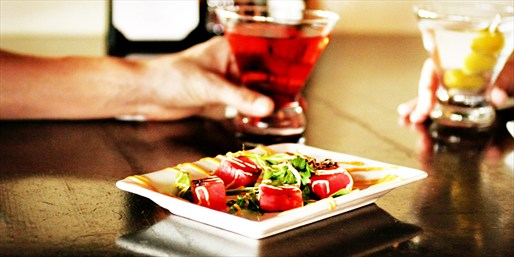 $29 -- Award-Winning Piano Bar: Tapas & Cocktails for 2