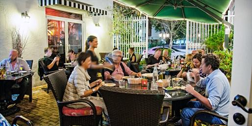 $59 -- Cara Mia: Top-Rated Italian Dining for 2, Reg. $102