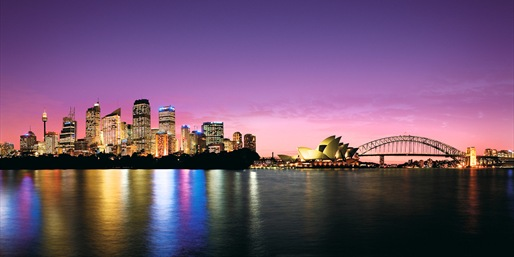 $1578 -- Australia: Sydney or Melbourne from Vancouver, R/T