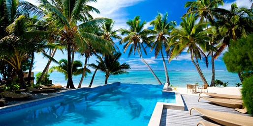 Exotic Cook Islands from Vancouver, R/T incl. Tax, From $1,135
