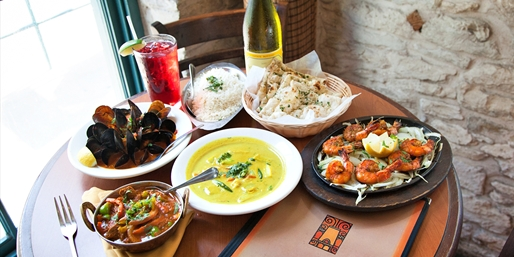 $29 -- Clay Pit: Award-Winning Indian Dinner for 2, Reg. $55