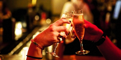 $49 -- Flute: Champagne Cocktails & Apps for 2, Reg. $112