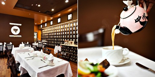 50% Off Afternoon Tea for 2 at Chado HW or Downtown