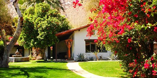 Travelzoo Deal: $89 -- Charming Palm Springs B&B Escape, Reg. $189
