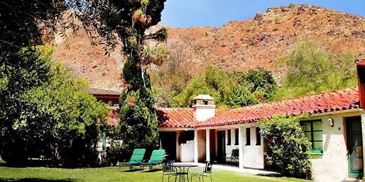 Charming Palm Springs B&B Escape, Reg. $189