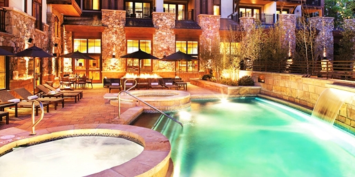 $99 -- World's Best Sebastian Hotel: Vail Spa Day, Reg. $190
