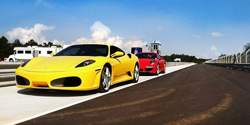 $199 -- Drive a Ferrari on a High-Speed Course, Reg. $349