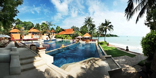 £219 -- Luxury 3-Night Koh Samui Stay w/Extras, 32% Off