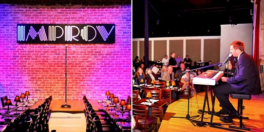 $17 -- Buckhead Comedy Night: Show Tickets for 2, Reg. $40