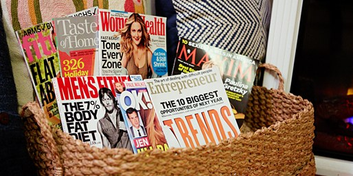 $12 -- Top Magazine Subscriptions of Your Choice, Reg. $25
