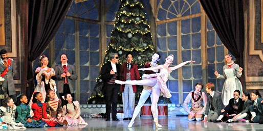 $15 -- 'The Nutcracker' Ballet in N.J. Area, up to 65% Off