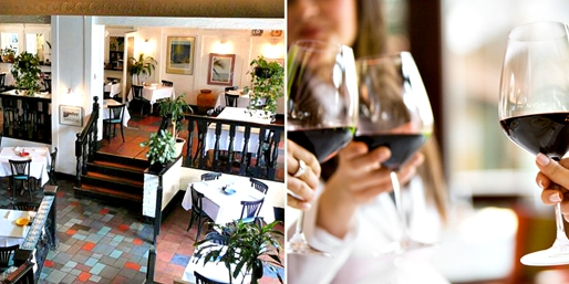 $35 -- Plain Dealer Pick: Dinner for 2 w/Wine, Half Off
