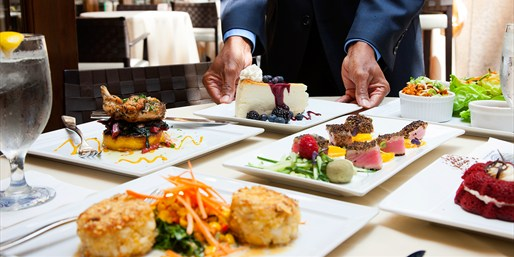 $59 -- Private City Club of Washington: Dinner for 2