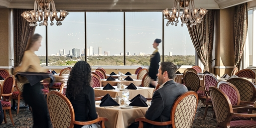 $69 -- Private Club: Dinner for 2 w/City & Bay Views