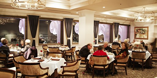 $69 -- Private Montgomery Club: 21st-Floor Dinner for 2