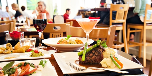 $39 -- Woodley Park Gem: Dinner for 2 w/Cocktails, Reg. $80