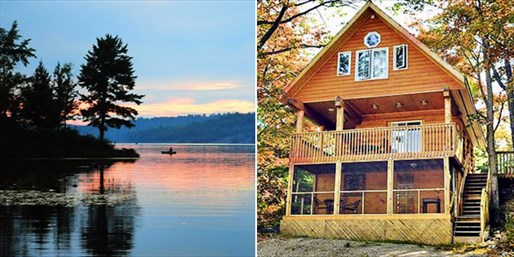 $399 -- Land O' Lakes Cottage Escape for 4, Reg. $550
