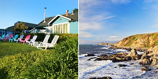 $79 -- Charming Bodega Bay Escape incl. Wine Tastings for 2