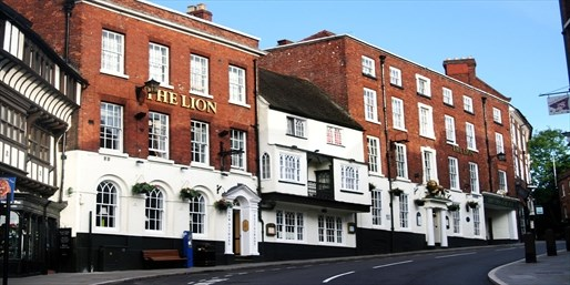 £99 -- Shropshire Coaching Inn w/'Exquisite' Dinner