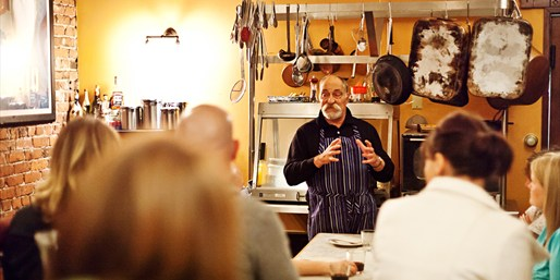 $35 -- Italian Cooking Class w/5-Course Dinner, 70% Off