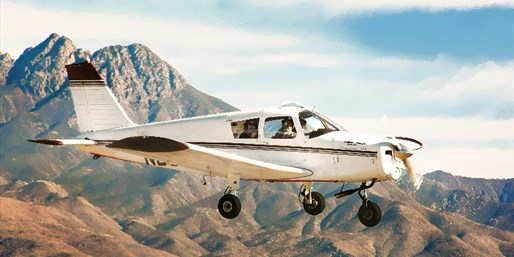 $99 -- Hourlong Flight Lesson over Mesa for 1, Reg. $200